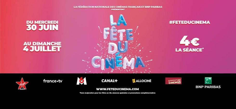 La Fête du Cinéma 2021