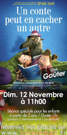 ciné Gouter 12.11