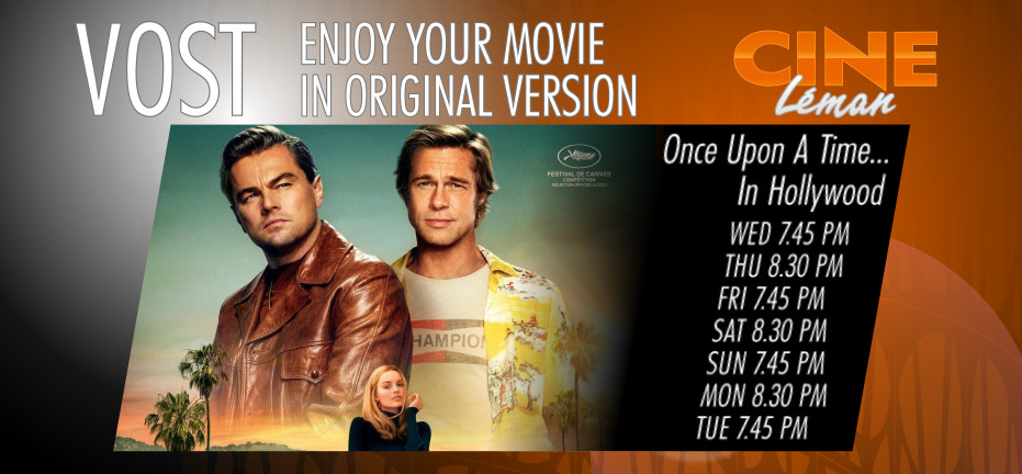 Photo du film Once Upon a Time… in Hollywood