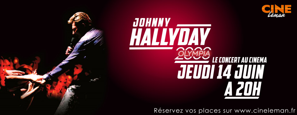 Photo du film Johnny Hallyday - Olympia 2000 (Pathé Live)