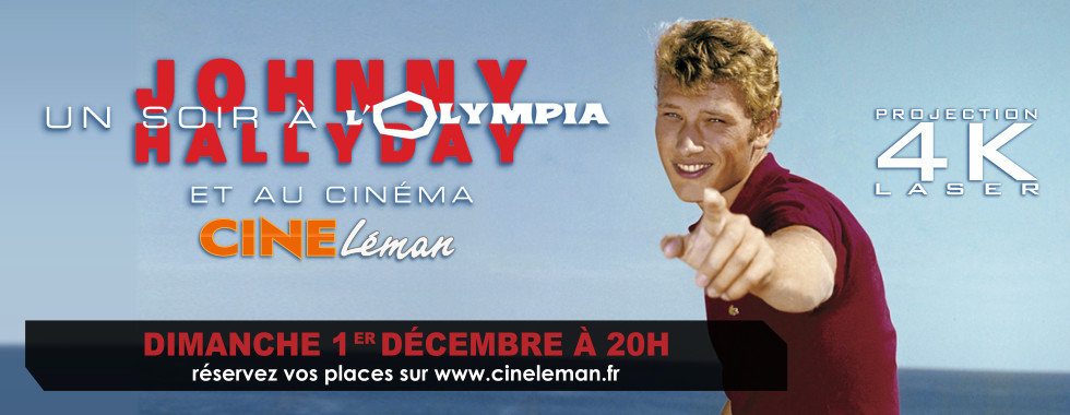 Photo du film Johnny Hallyday : Un soir à l'Olympia