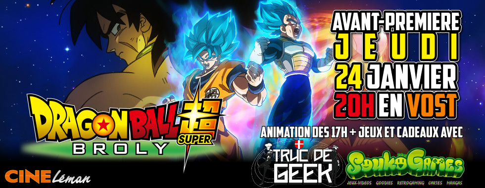 Photo du film Dragon Ball Super: Broly