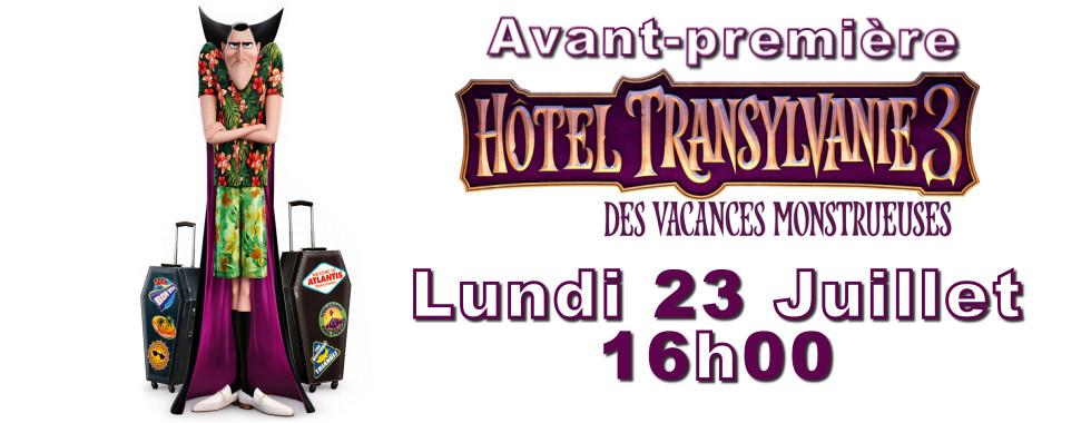 Photo du film Hôtel Transylvanie 3 : Des vacances monstrueuses