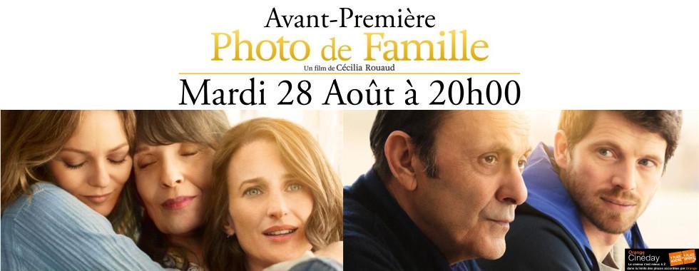 Photo du film Photo de famille