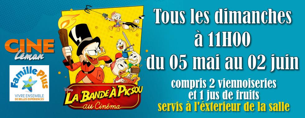 Photo du film La Bande à Picsou au cinéma