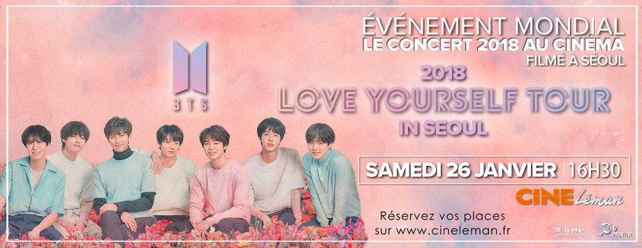Photo du film BTS World Tour: Love Yourself in Seoul