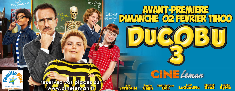 Photo du film Ducobu 3