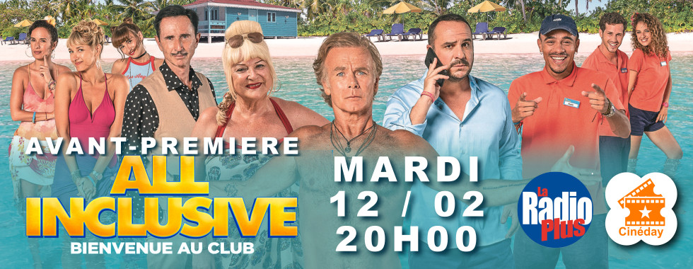 Photo du film All Inclusive