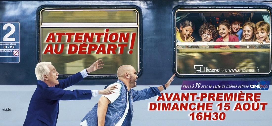Photo du film Attention au départ !