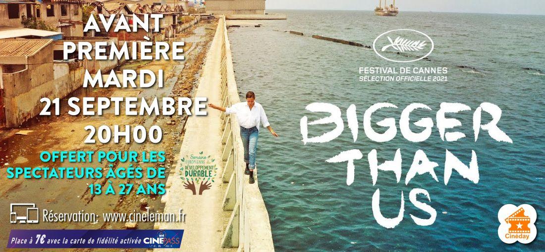 Photo du film Bigger Than Us