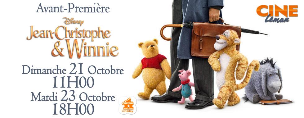 Photo du film Jean-Christophe & Winnie