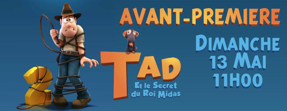 Photo du film Tad et le secret du roi Midas