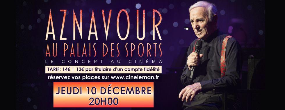 Photo du film Aznavour au Palais des Sports