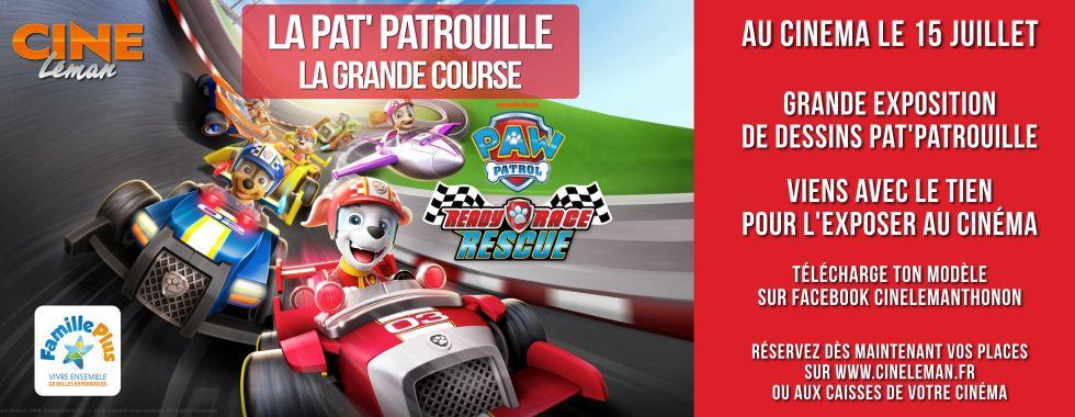 Photo du film La Pat' Patrouille : La grande course !