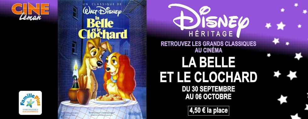 Photo du film La Belle et le Clochard
