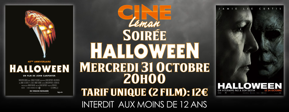 Photo du film SOIREE HALLOWEEN