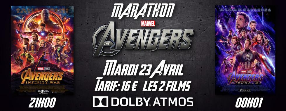 Photo du film Soirée Avengers